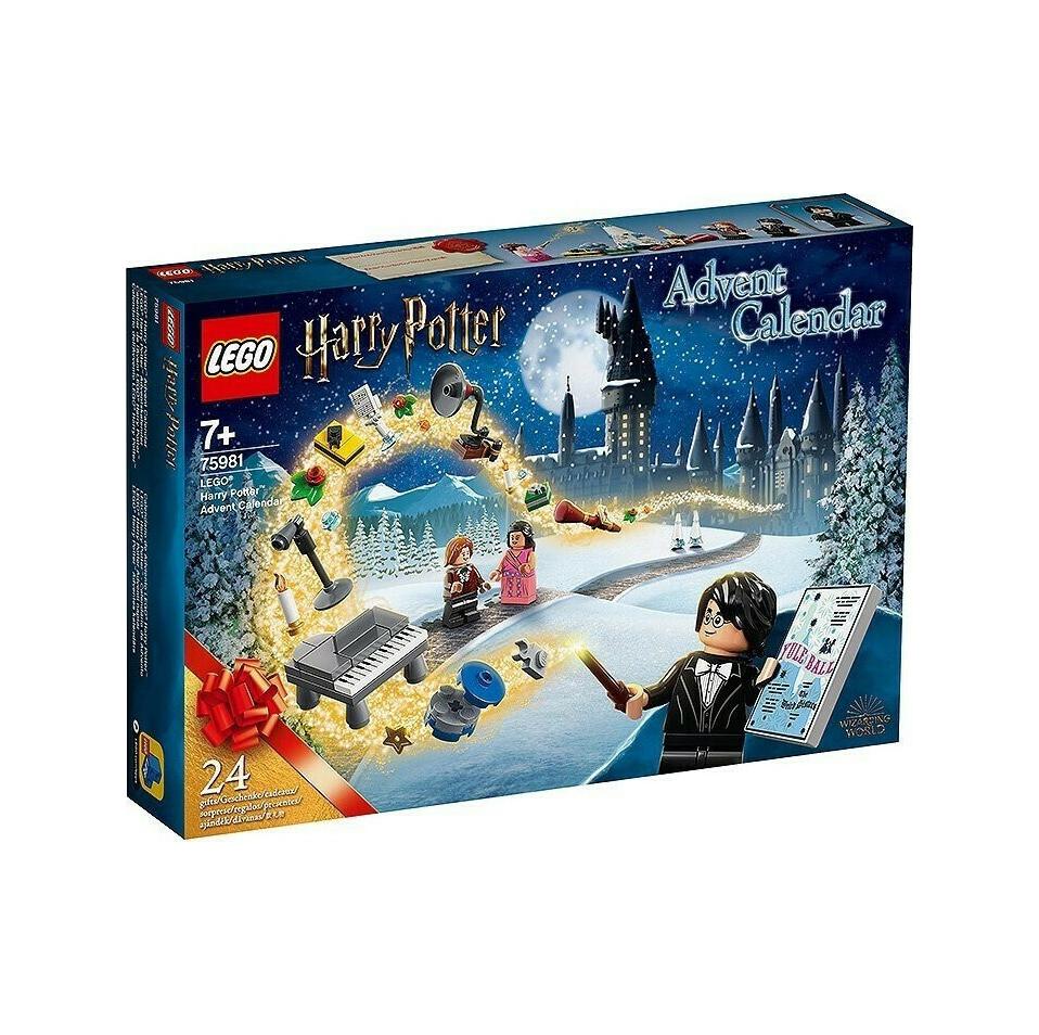 Lego Harry Potter: Advent Calendar 75981