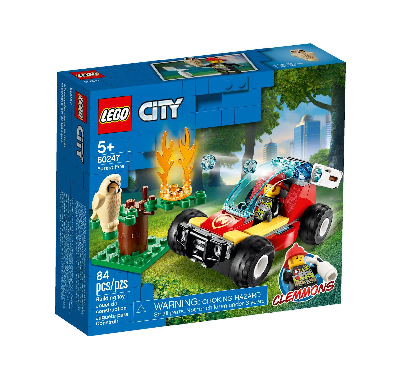 Lego City: Forest Fire 60247