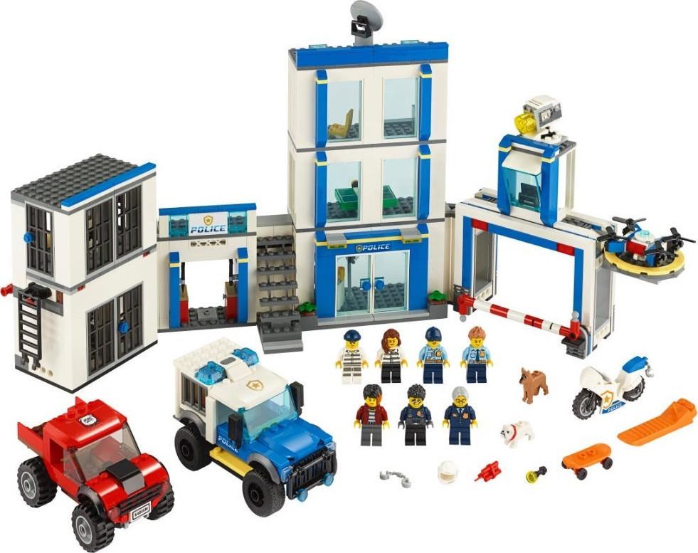 Lego City: Police Station 60246