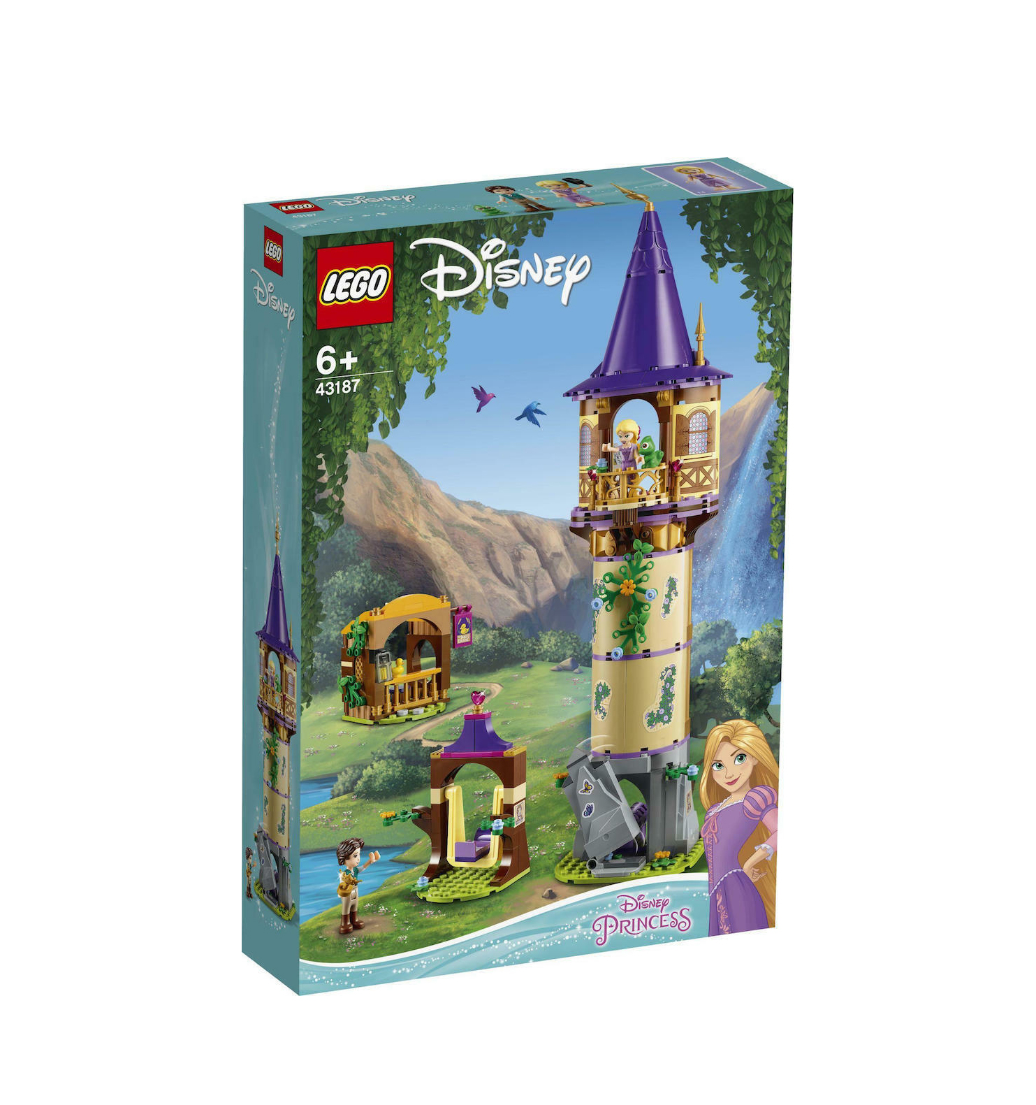 Lego Disney: Rapunzel`s Tower 43187