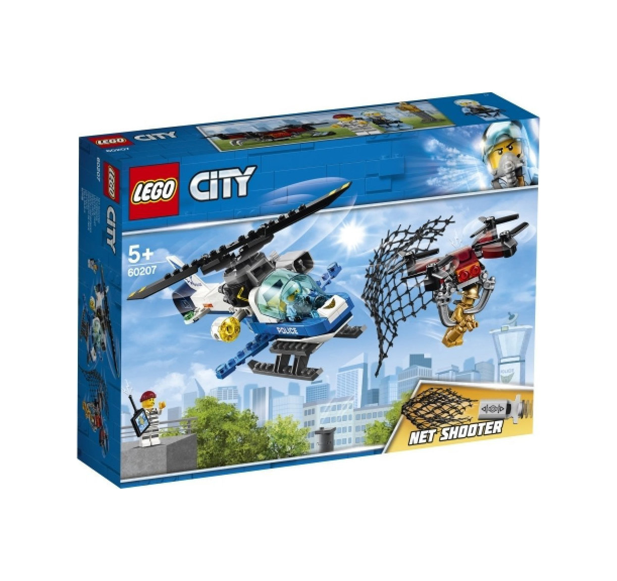 Lego City: Sky Police Drone Chase 60207