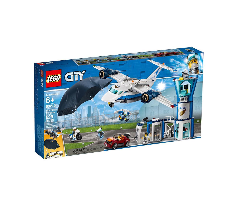 Lego City: Sky Police Air Base 60210