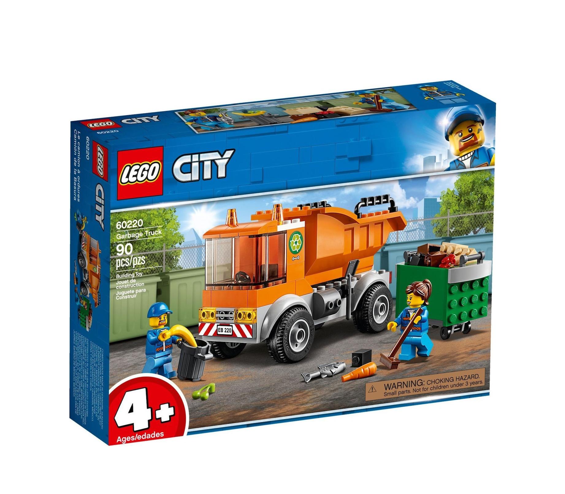 Lego City: Garbage Truck 60220