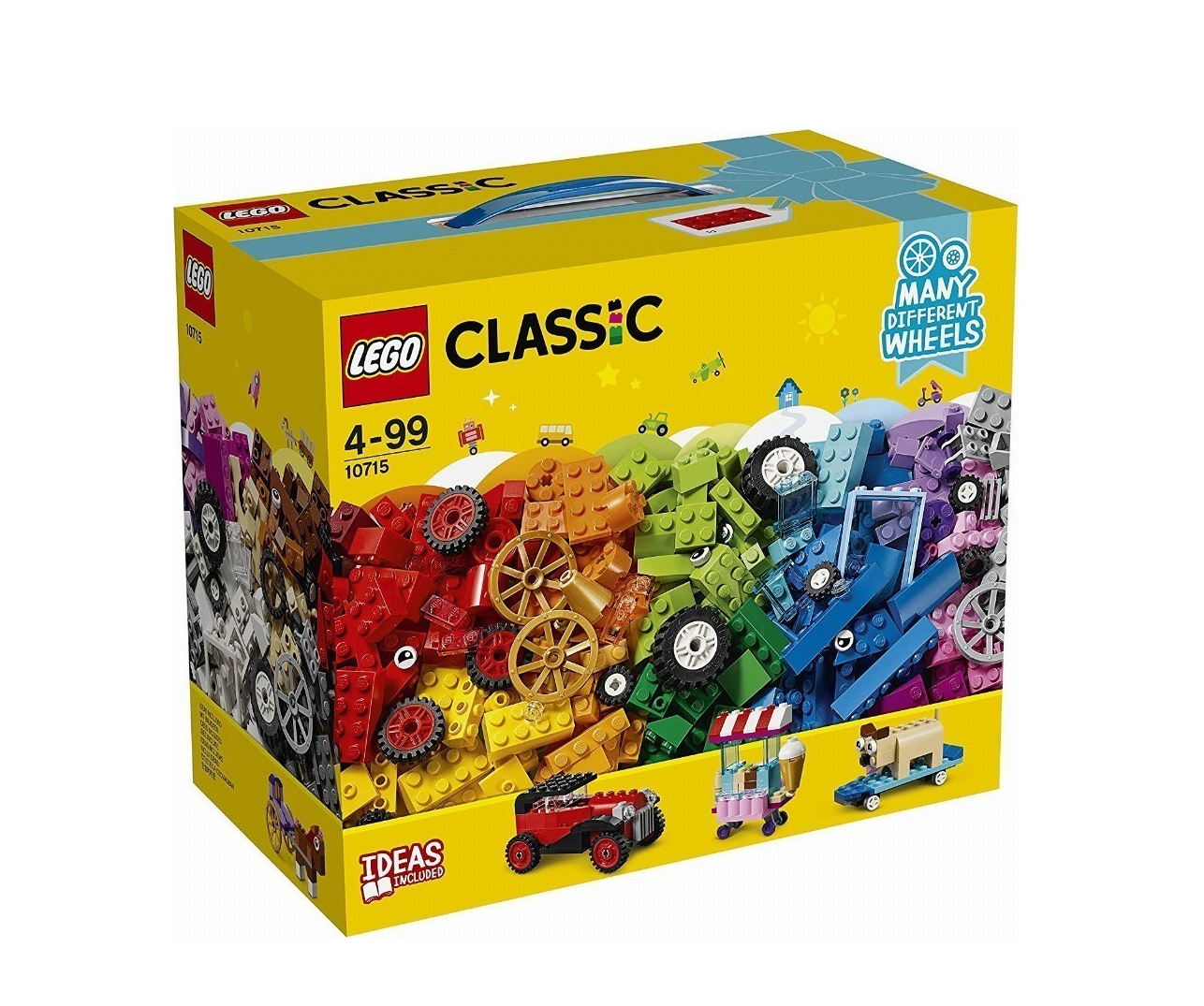 Lego Classic: Bricks On A Roll 10715