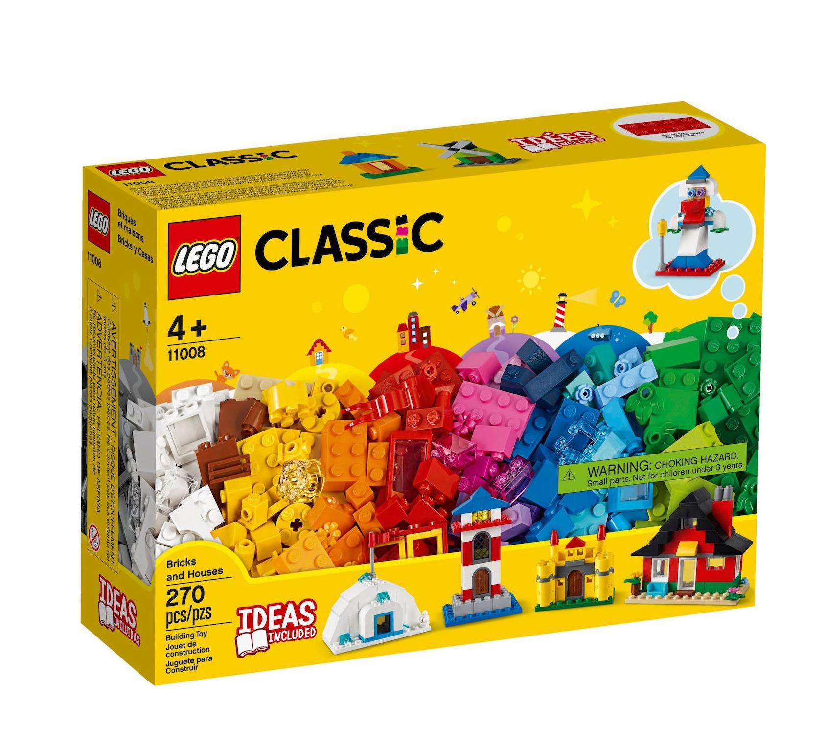 Lego Classic: Bricks & Houses 11008
