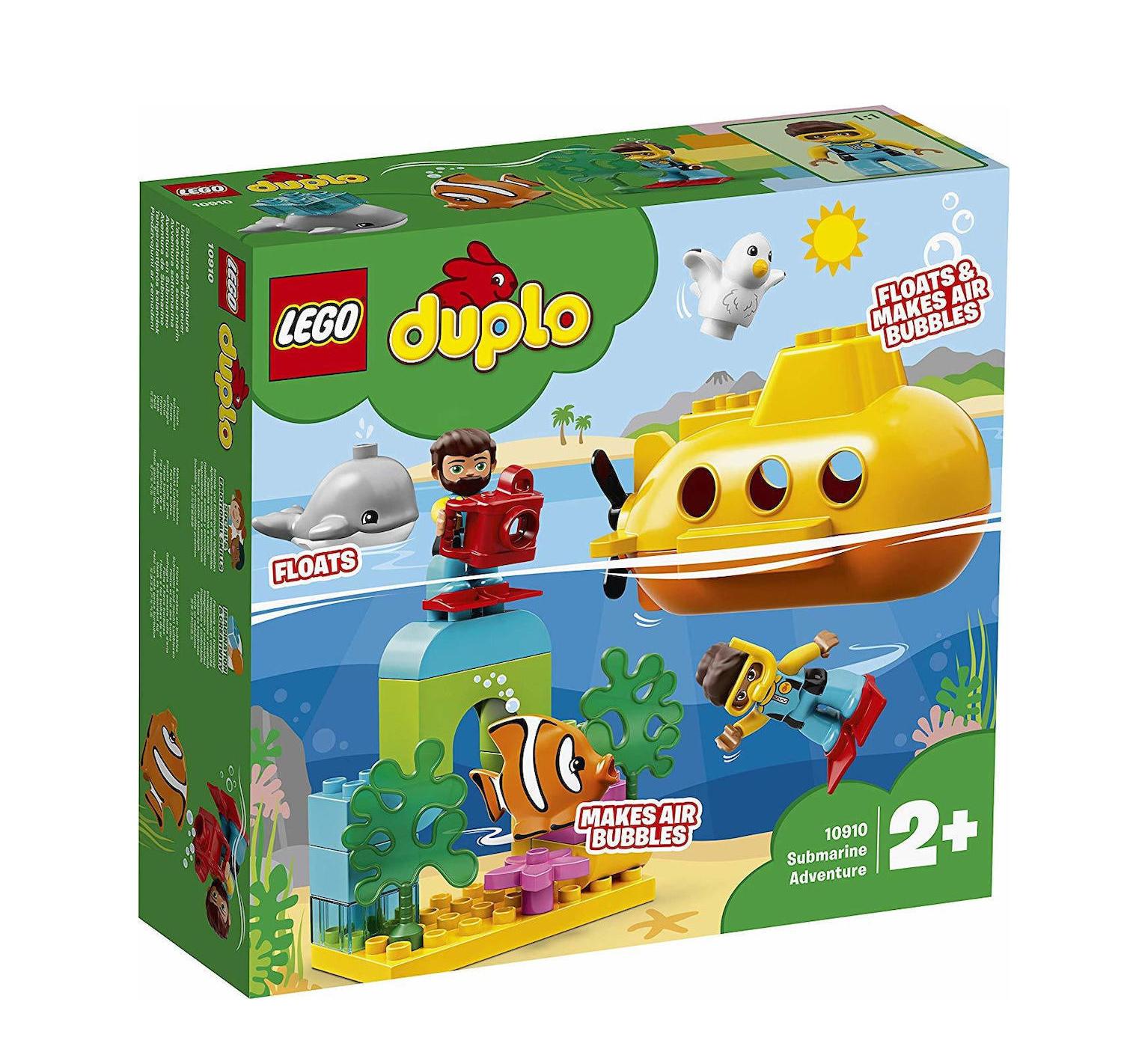 Lego Duplo: Submarine Adventure 10910