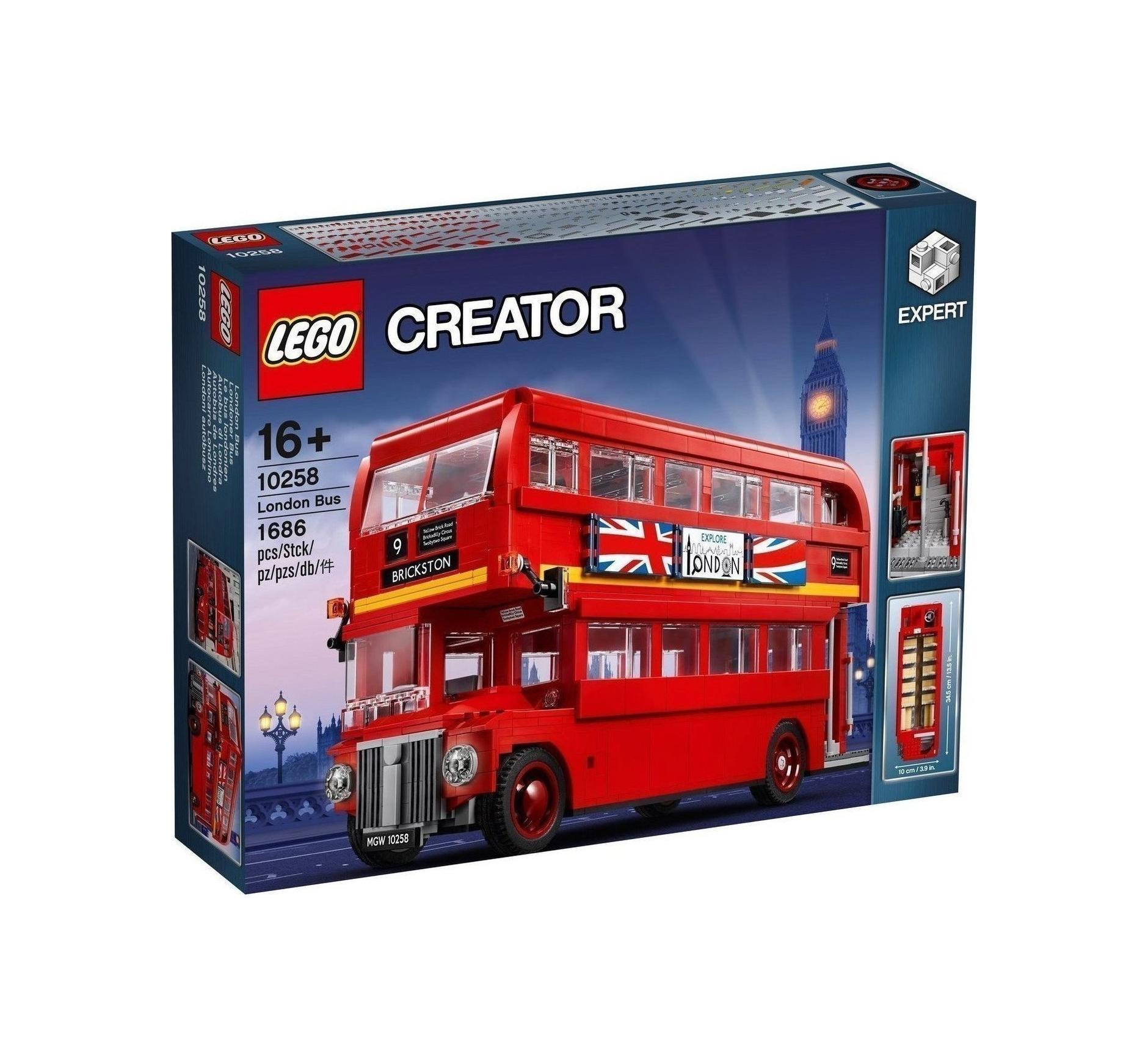 Lego Creator: London Bus 10258