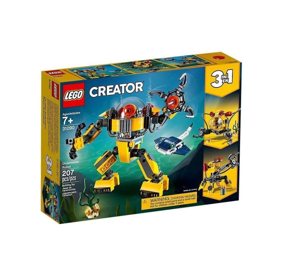 Lego Creator: Underwater Robot 31090