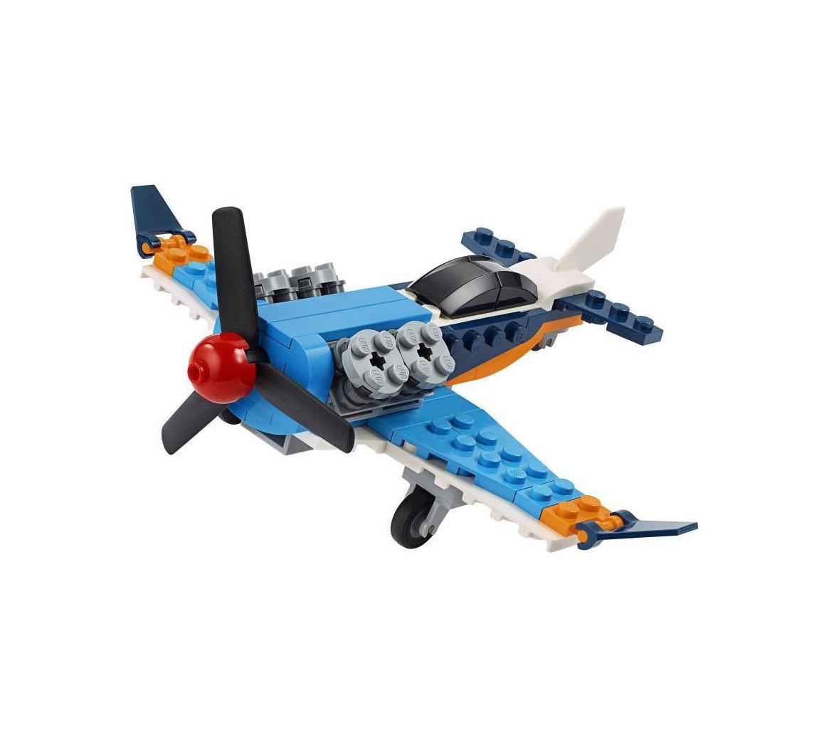 Lego Creator 3-in-1: Propeller Plane 31099