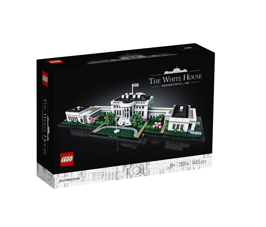 Lego Architecture: The White House 21054