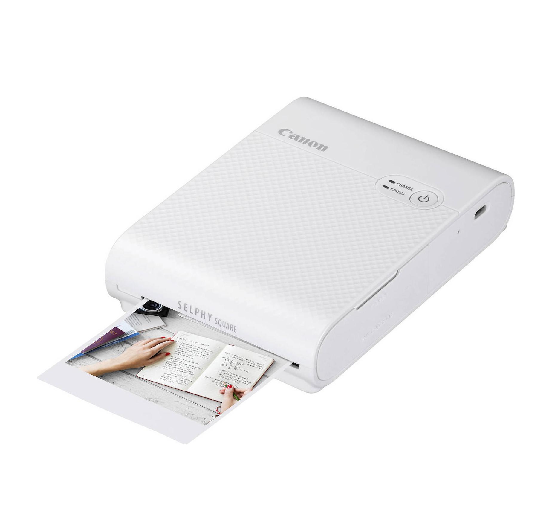 Canon Selphy Square QX10 4108C003 Εκτυπωτής White