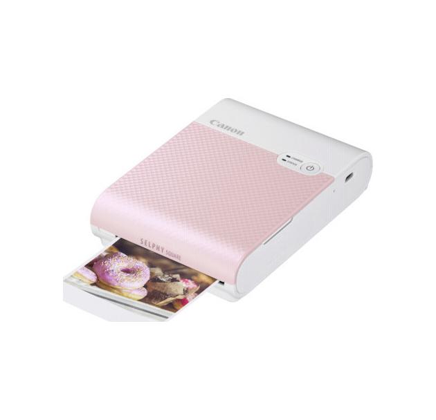 Canon Selphy Square QX10 4109C003 Εκτυπωτής Pink
