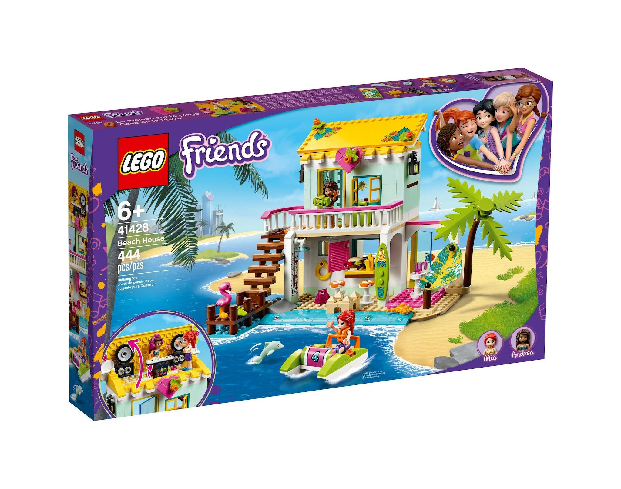 Lego Friends: Beach House 41428