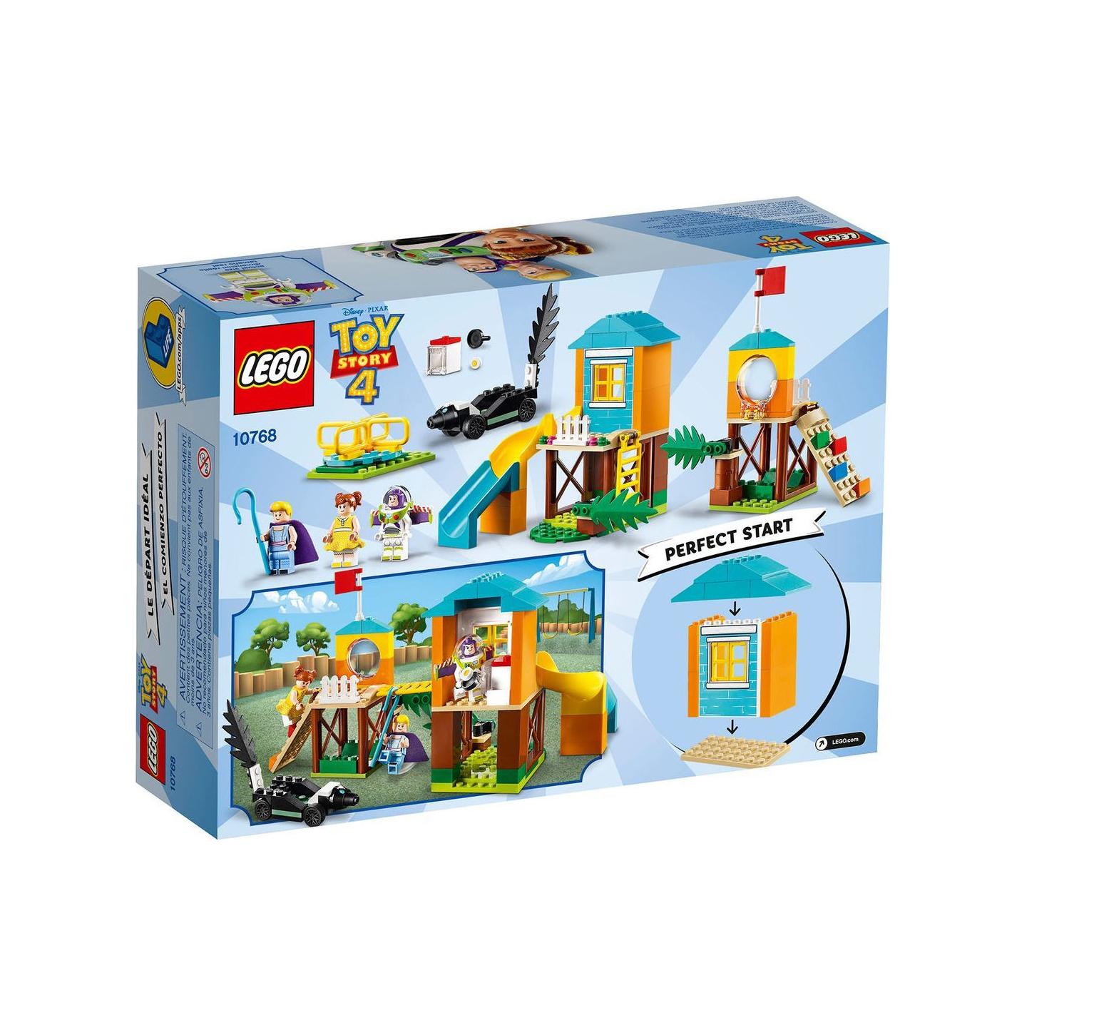 Lego Toy Story: Buzz & Bo Peep's Playground Adventure 10768