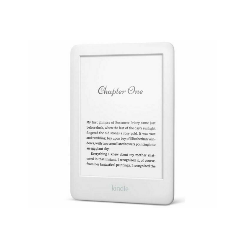 "Amazon Kindle 10th Generation 6"" 2019 WiFi B07FQ4T11X Ebook Reader White"