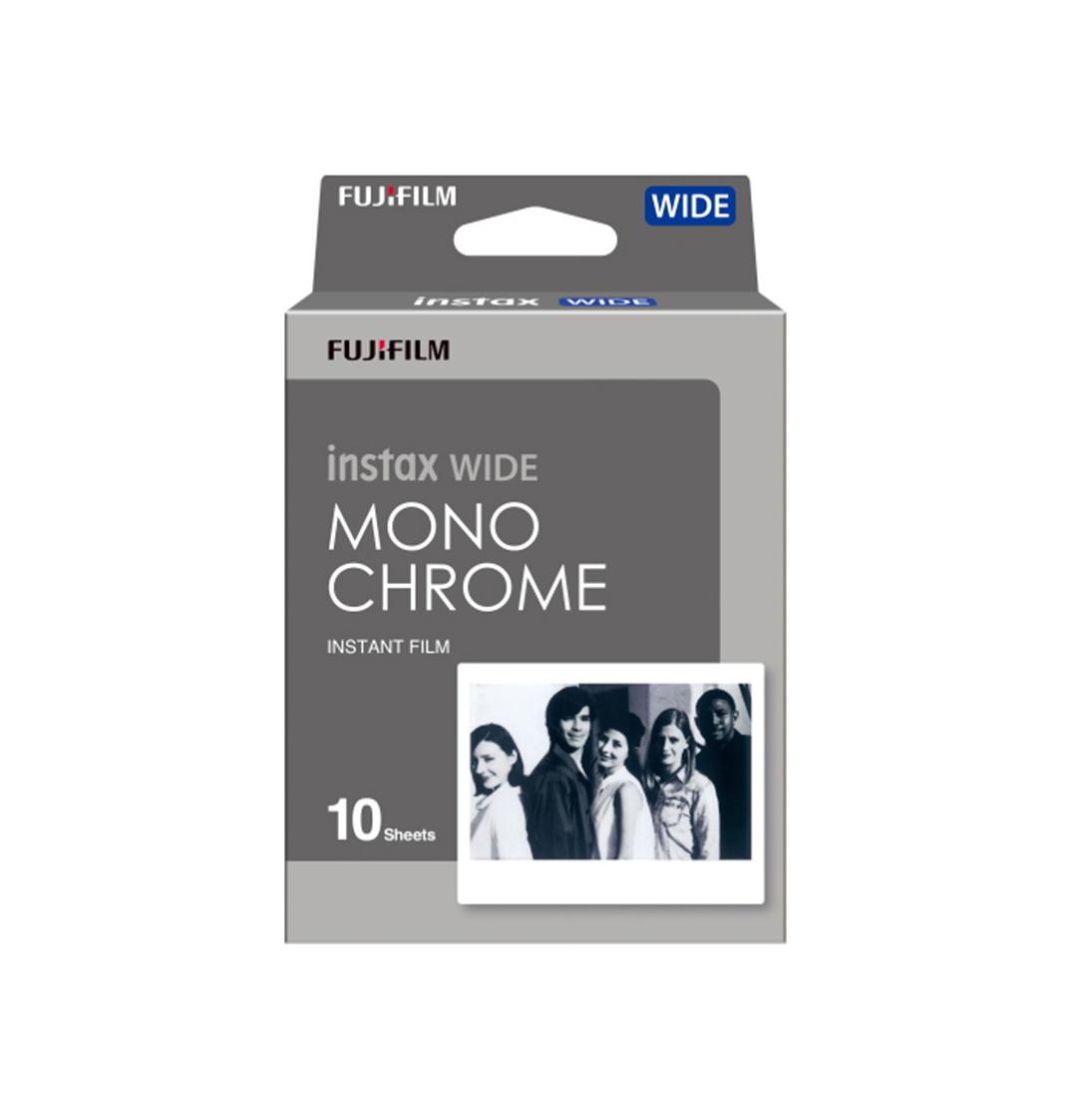 Fujifilm Instax Wide Monochrome (10 Exposures) 70100139612 Φιλμ