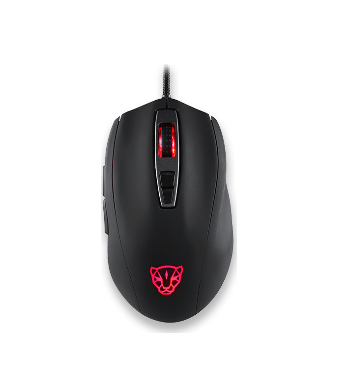 Motospeed V60 Mouse Black
