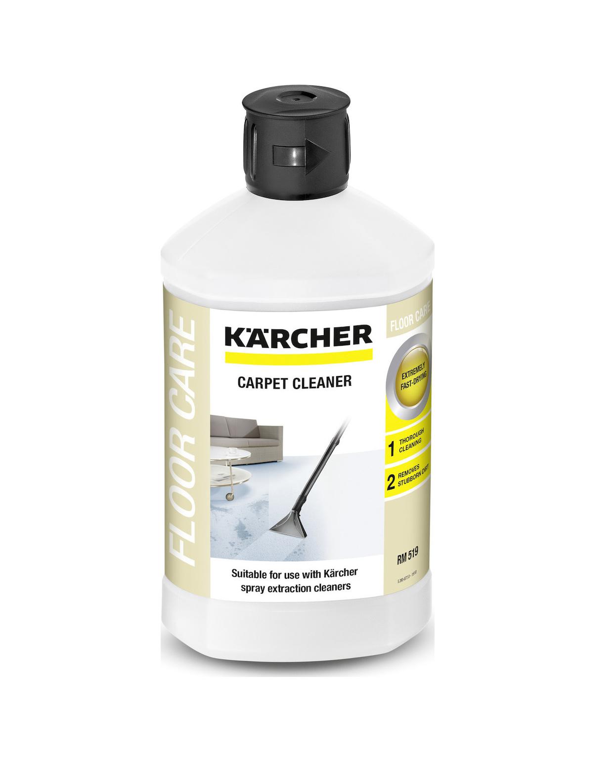 Karcher RM 519 Liquid Carpet Cleaner 6.295-771.0