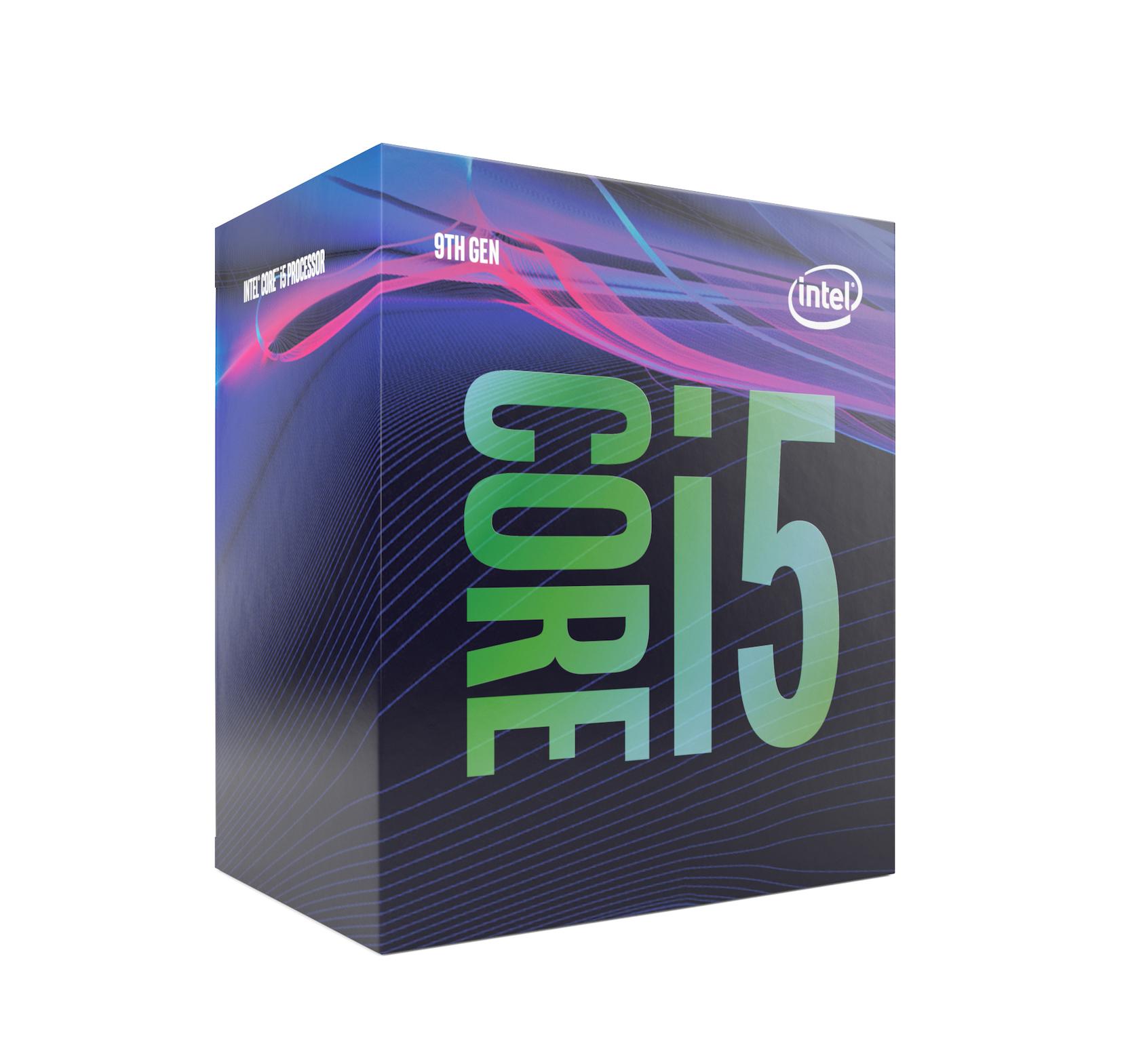 Intel Core i5-9400 Box Επεξεργαστής (BX80684I59400) Πληρωμή έως 24 δόσεις*