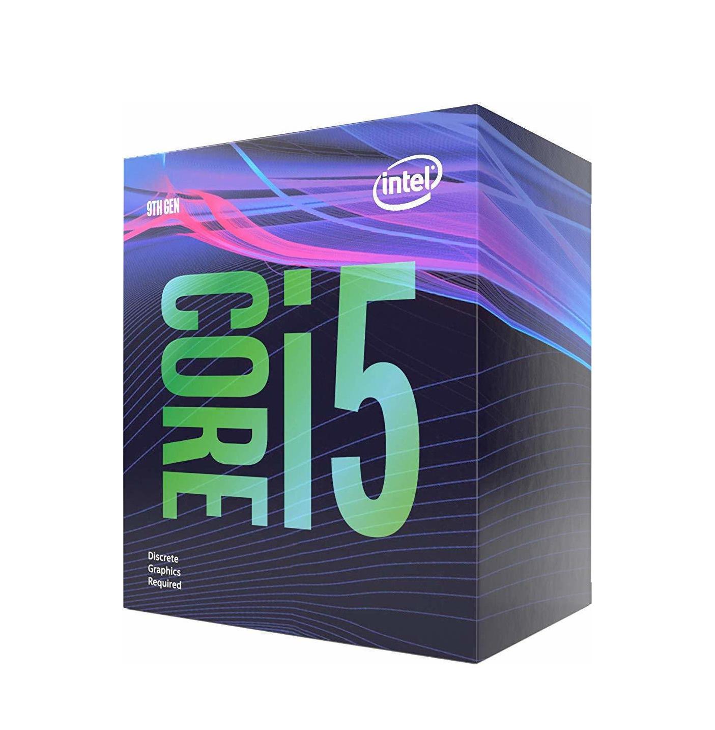 Intel Core i5-9500 Box Επεξεργαστής (BX80684i59500) Πληρωμή έως 24 δόσεις*