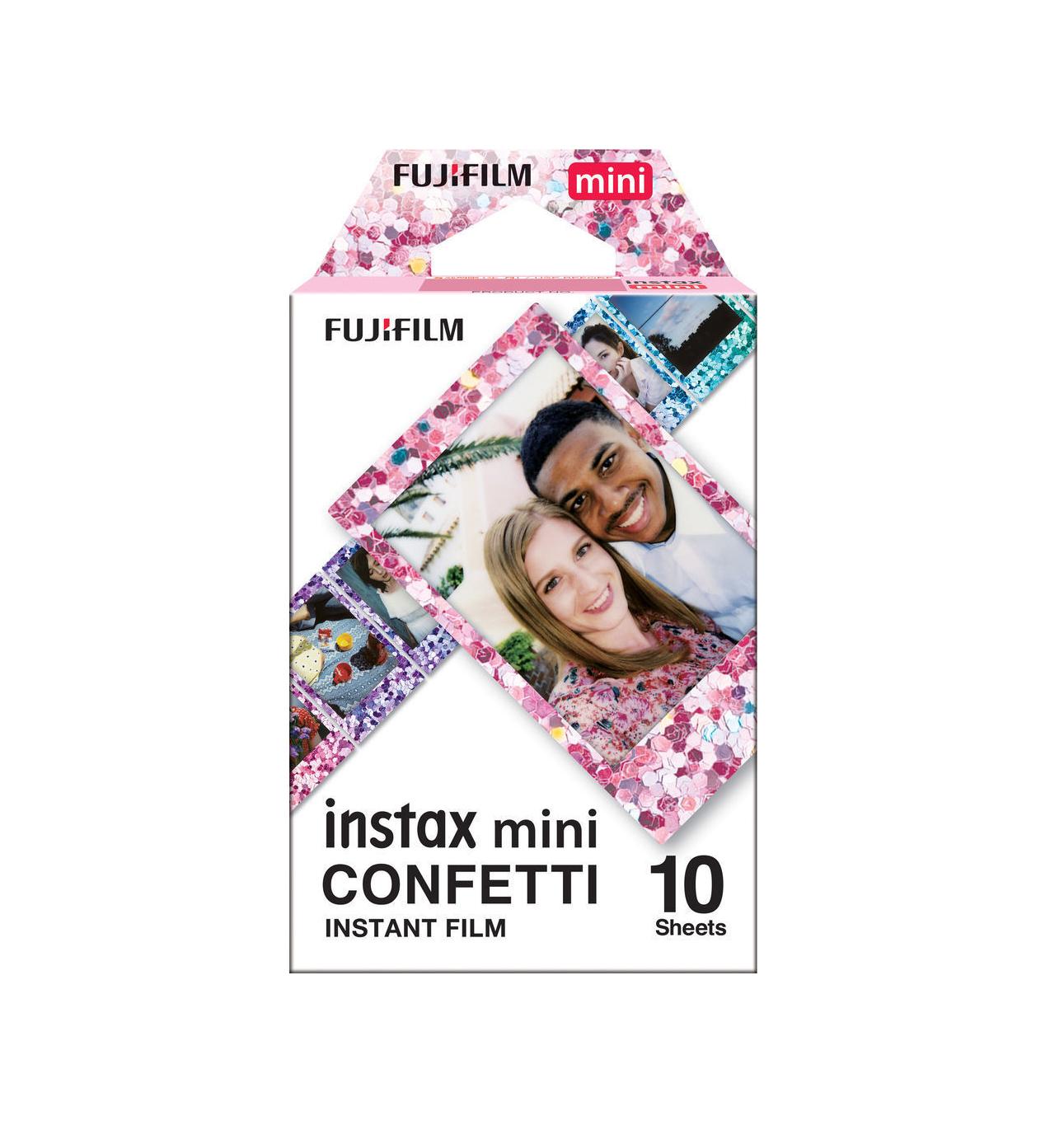 Fujifilm Instax Mini Confetti (10 Exposures) 16620917 Φιλμ