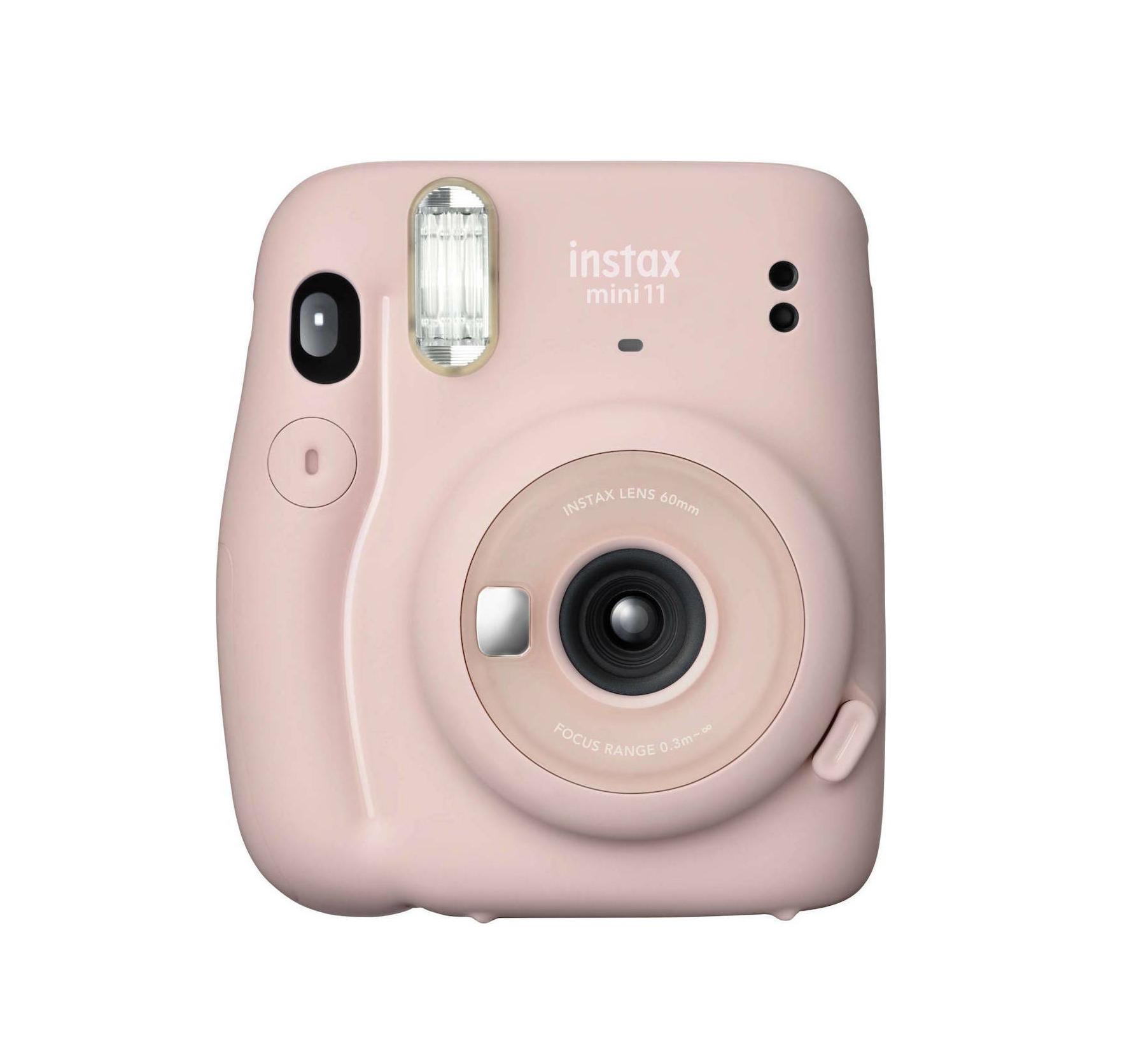 Fujifilm Instax Mini 11 Blush Pink Αναλογική Φωτογραφική Μηχανή 16655015