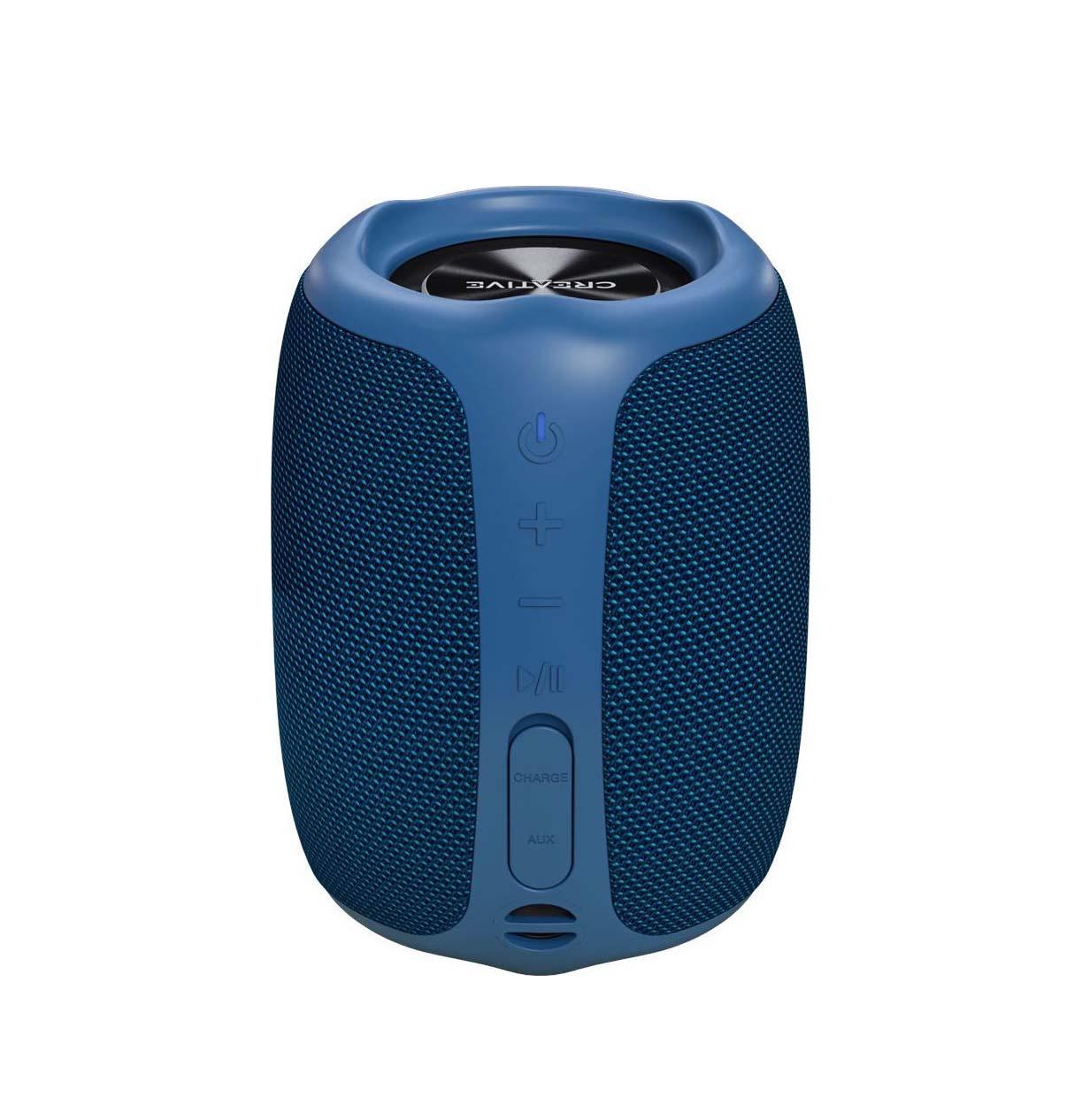 Creative Muvo Play Bluetooth Ηχείο 51MF8365AA001 Blue