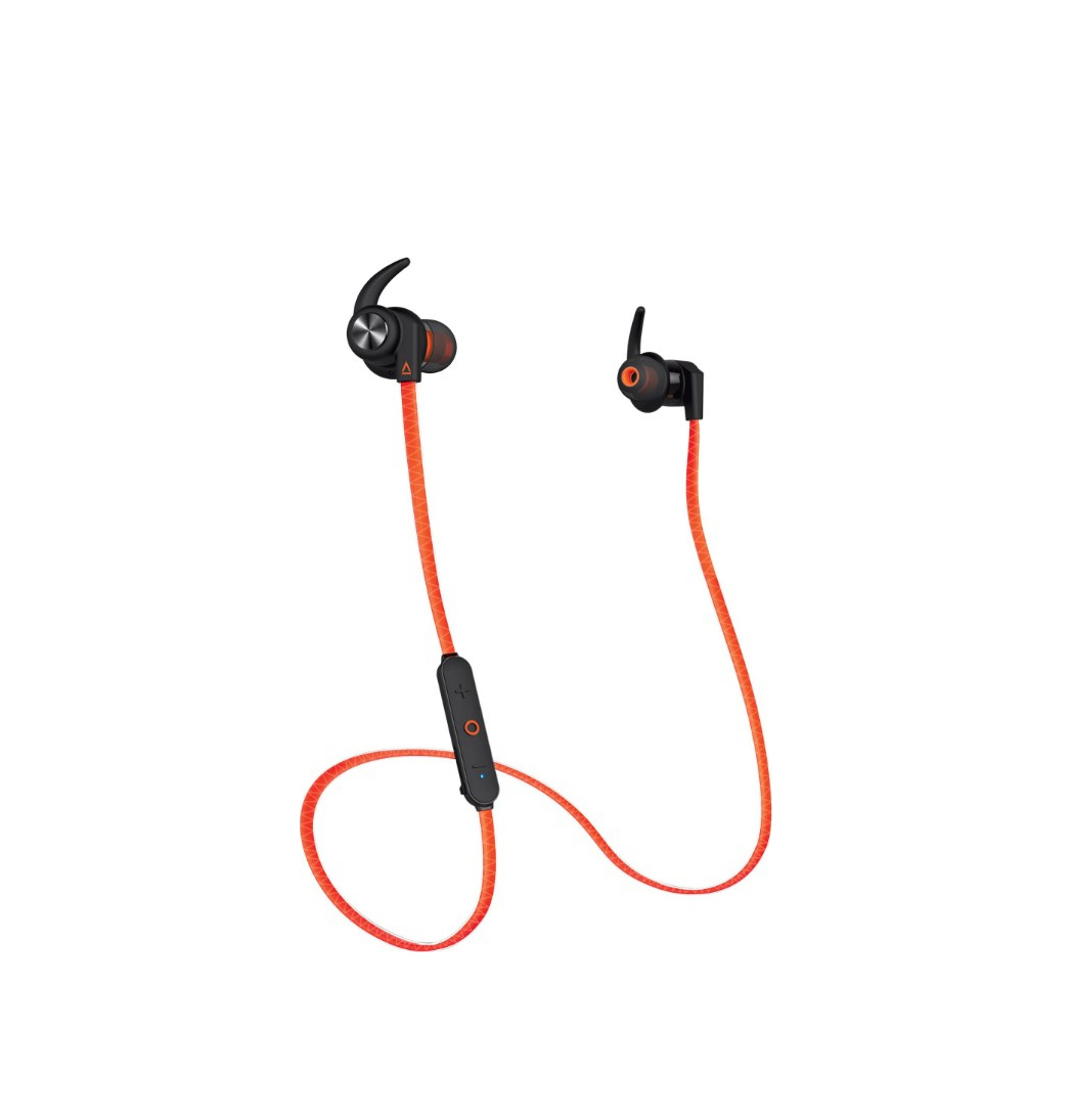 Creative Outlier Sports Bluetooth Ακουστικά Handsfree 51EF0730AA0 Orange