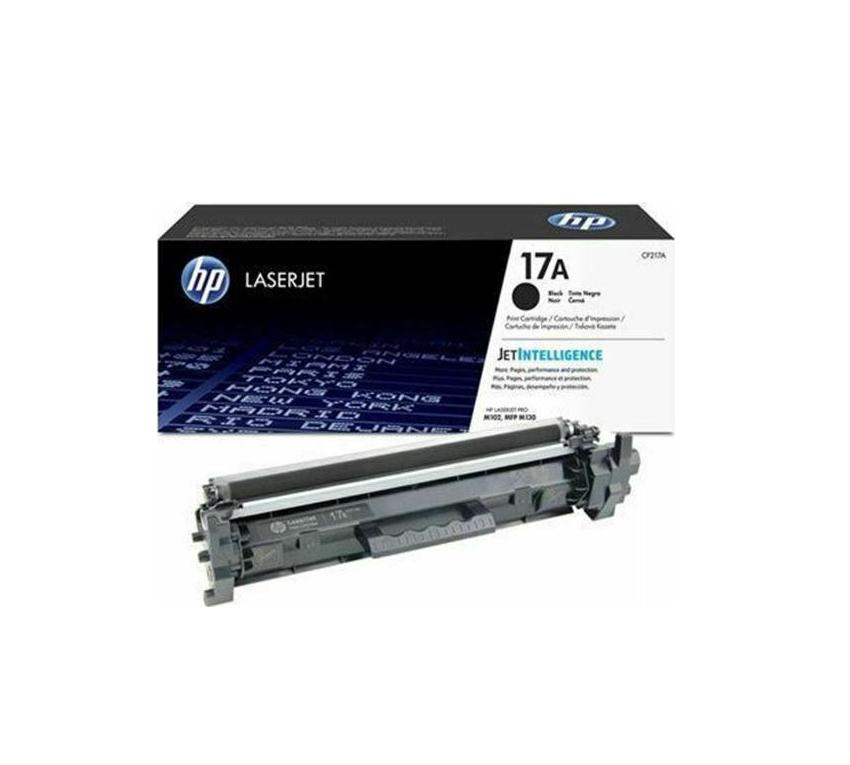 HP 17A Black Toner CF217A