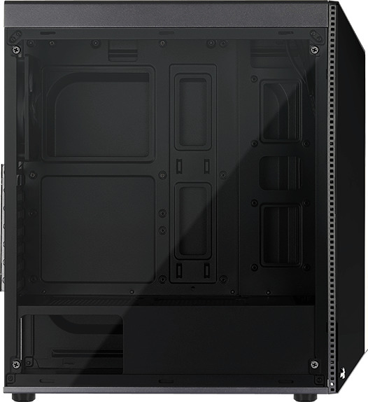 Aerocool Shard Black Midi Tower ACCM-PV14013.11