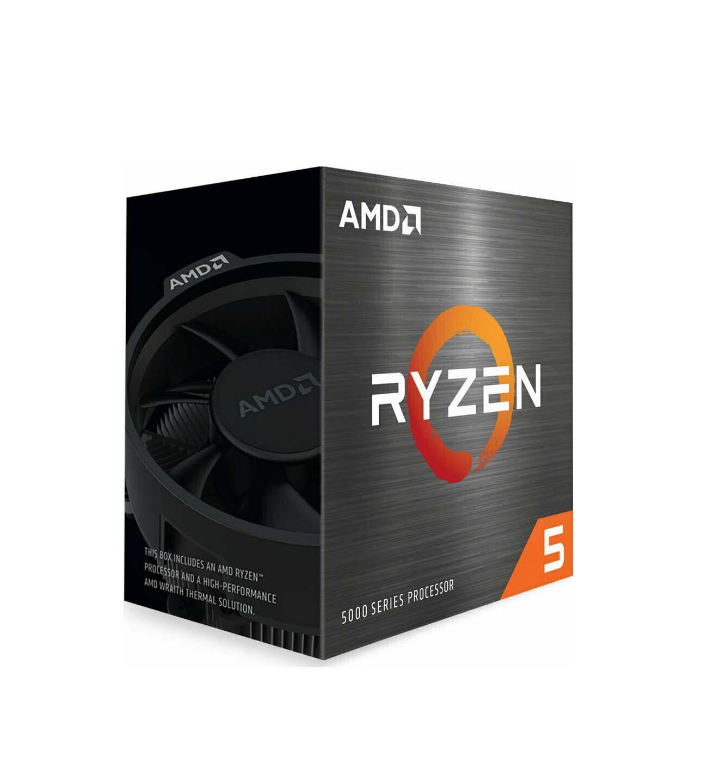 AMD Ryzen 5 5600X Box Επεξεργαστής 100-100000065BOX Πληρωμή έως 24 δόσεις*