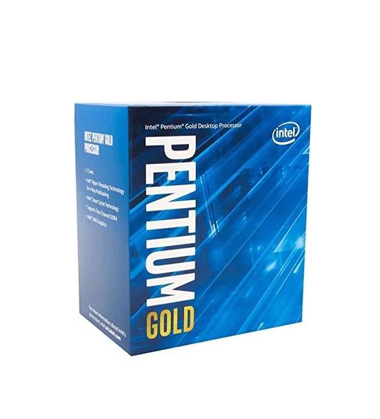 Intel Pentium Gold G6600 Box Επεξεργαστής (BX80701G6600) Πληρωμή έως 24 δόσεις*