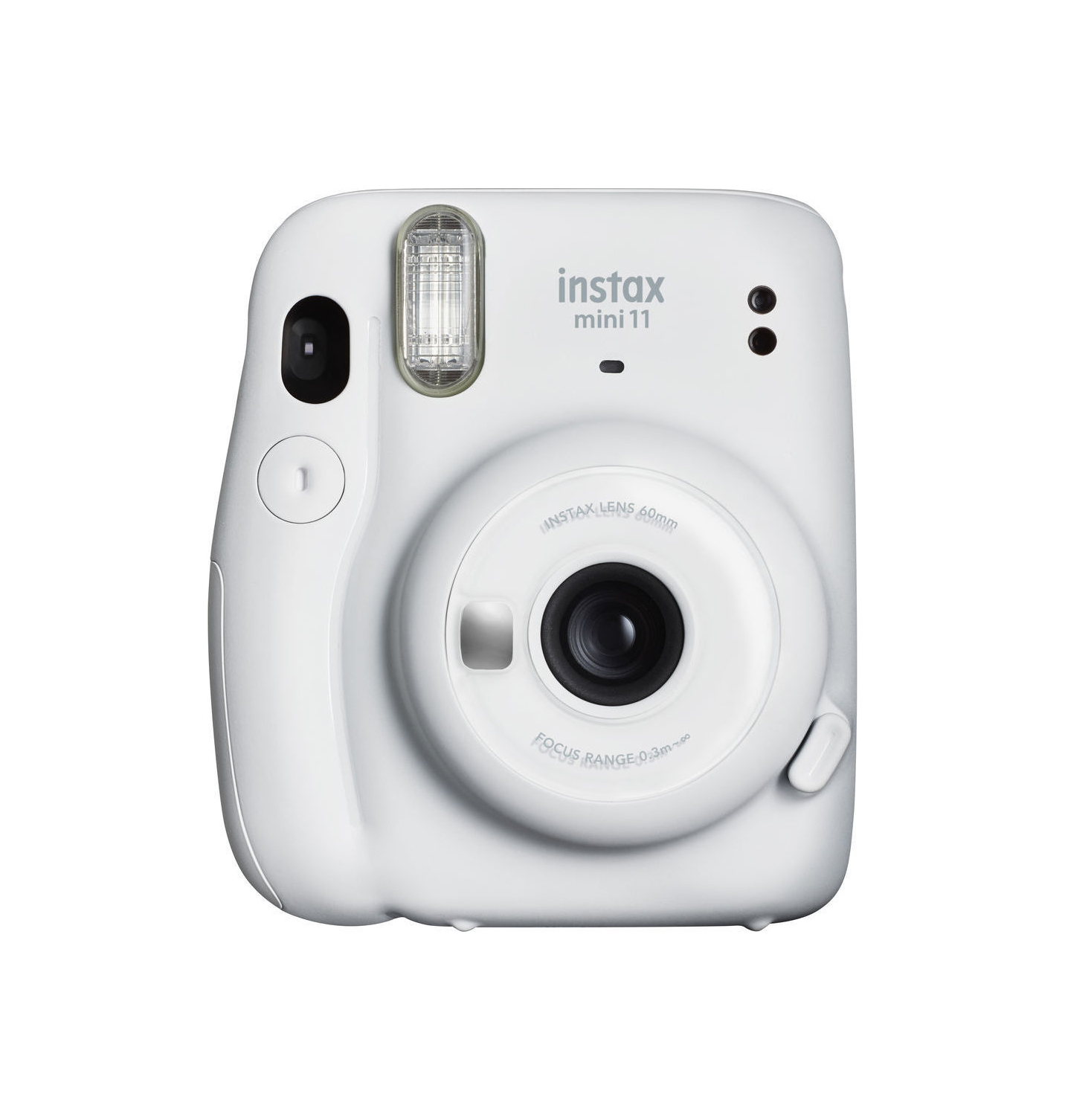 Fujifilm Instax Mini 11 Ice White Αναλογική Φωτογραφική Μηχανή 16655039