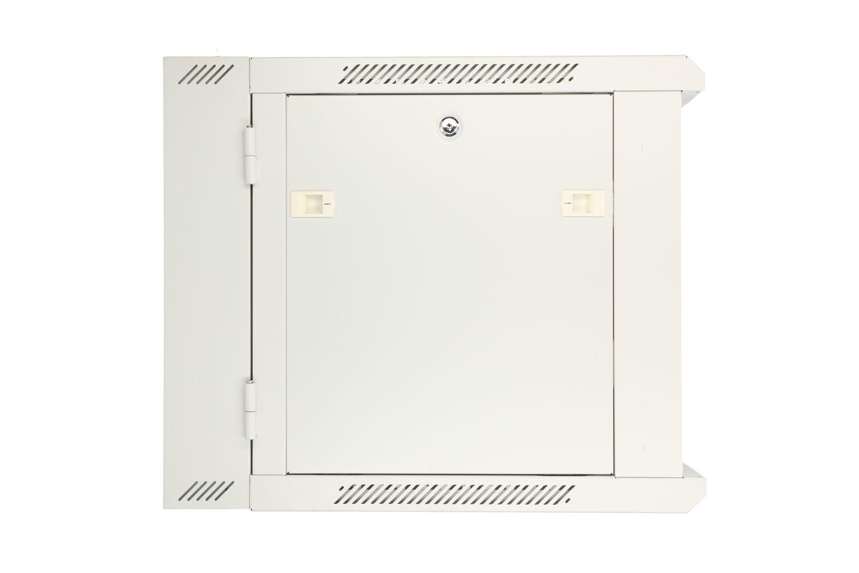 Extralink 12U 600x600 AZH  Rackmount cabinet Wall mounted Swing Type Grey