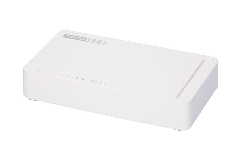 Totolink S505 Switch  5x RJ45 100Mb/s, Desktop