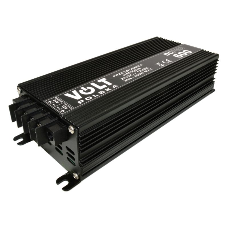 DC PRO 600 24/12V 30A  Power converter 600W