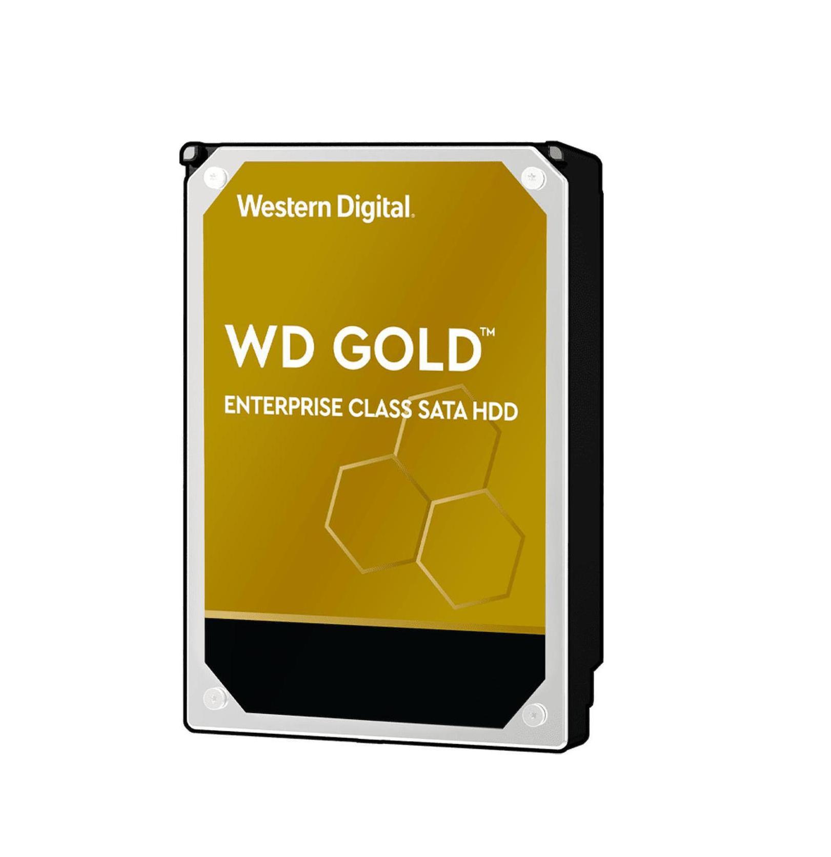 Western Digital Gold Enterprise 4TB WD4003FRYZ Σκληρός Δίσκος Sata 3