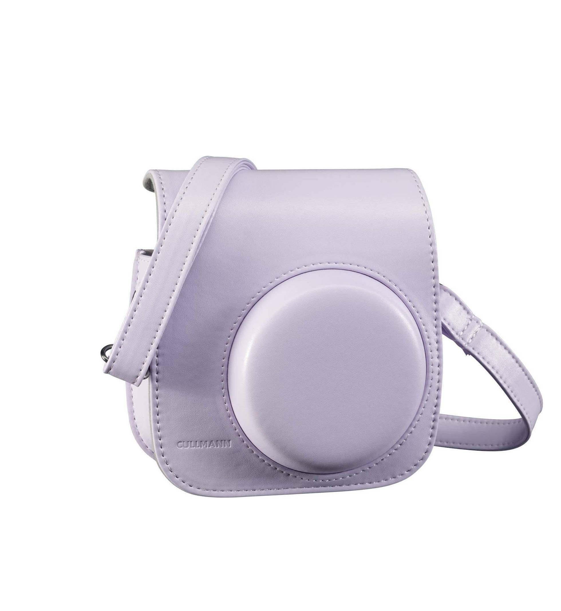Cullmann Rio Fit 110 Camera Bag For Instax Mini 11 Lilac 98862