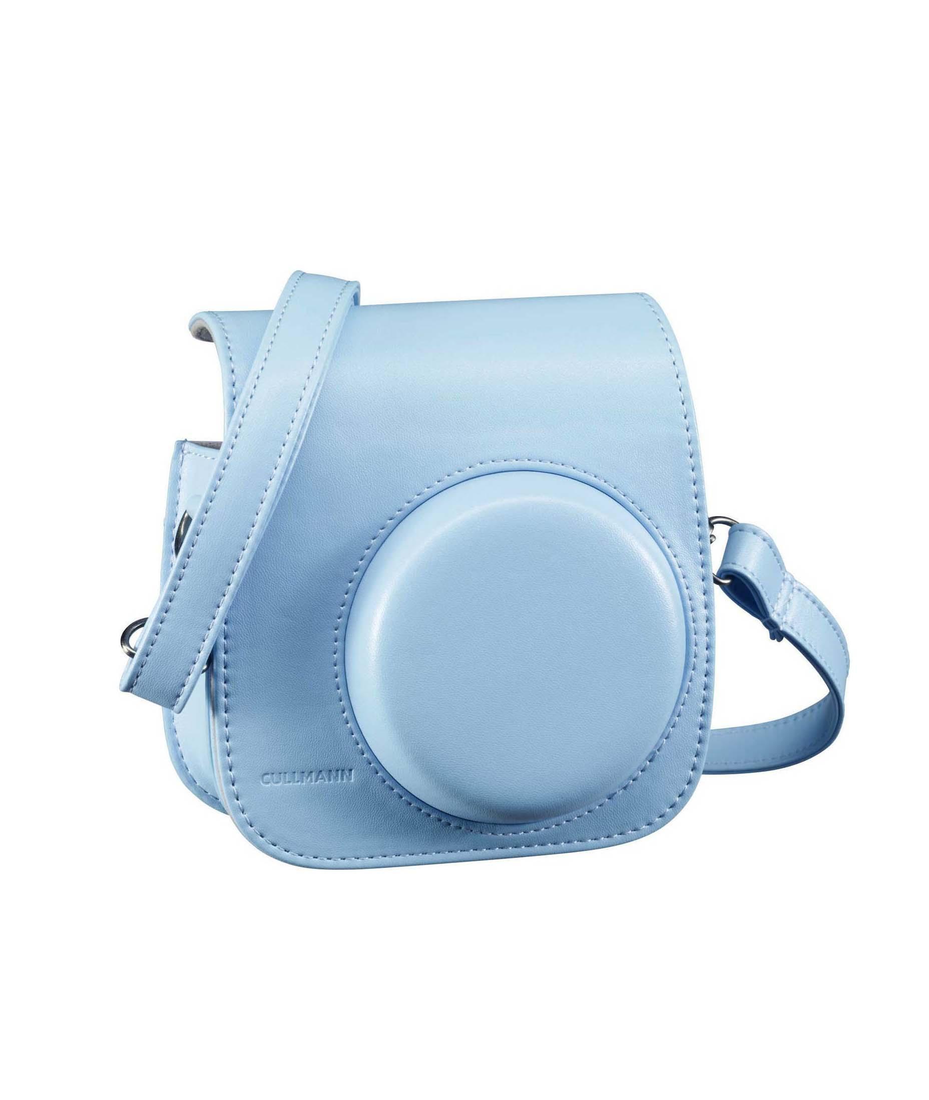 Cullmann Rio Fit 110 Camera Bag For Instax Mini 11 Light Blue 98863