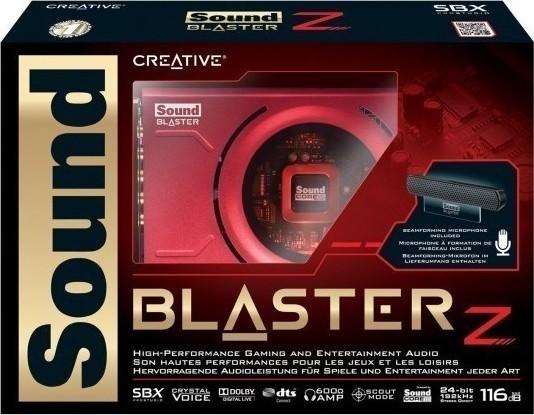 Creative Sound Blaster Z 70SB150000001