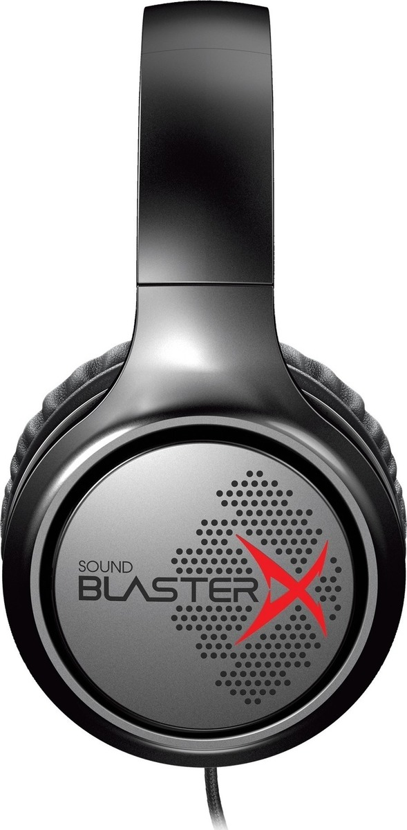 Creative Sound BlasterX H3 Gaming Aκουστικά 70GH0340000