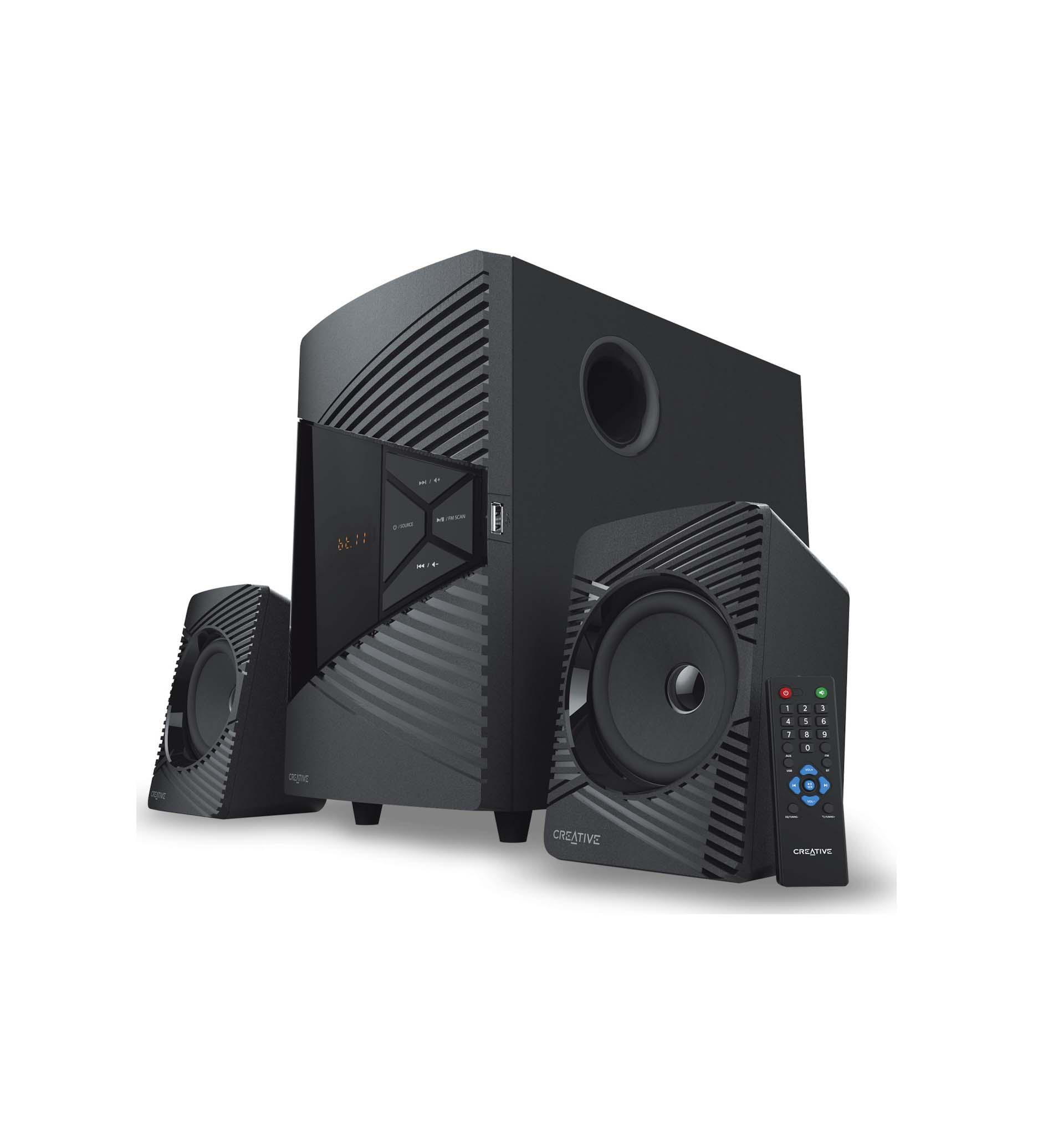 Creative SBS E2500 Ηχεία Υπολογιστή 51MF0485AA001