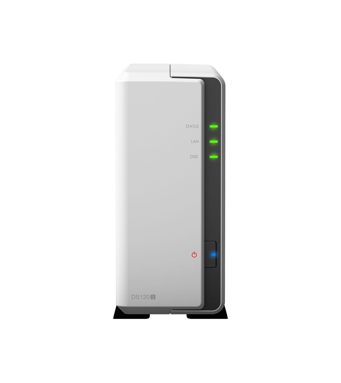 Synology DiskStation DS120j  NAS Server Πληρωμή έως 24 δόσεις