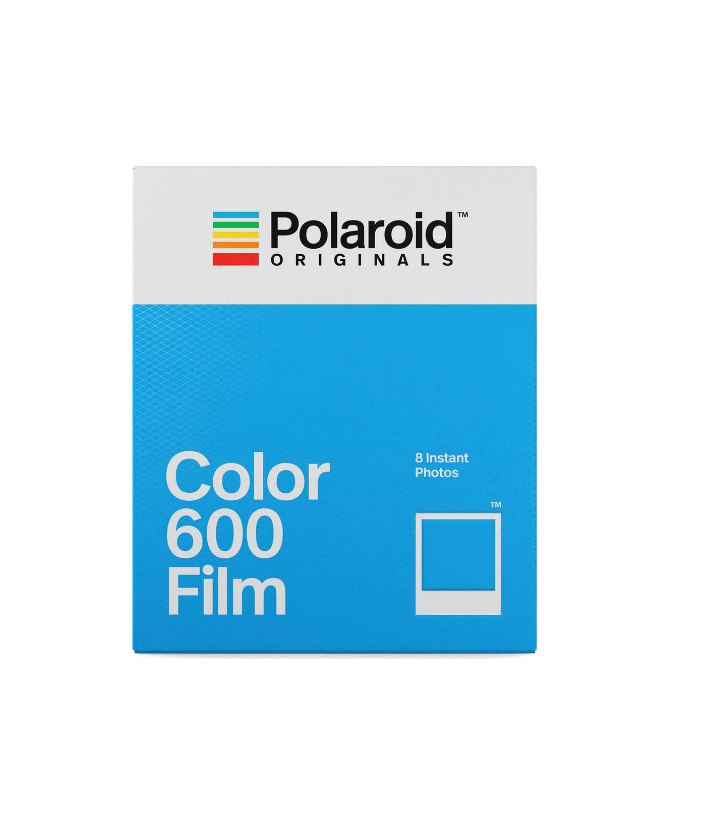 Polaroid Color 600 Instant (8 Exposures) Φιλμ 006002