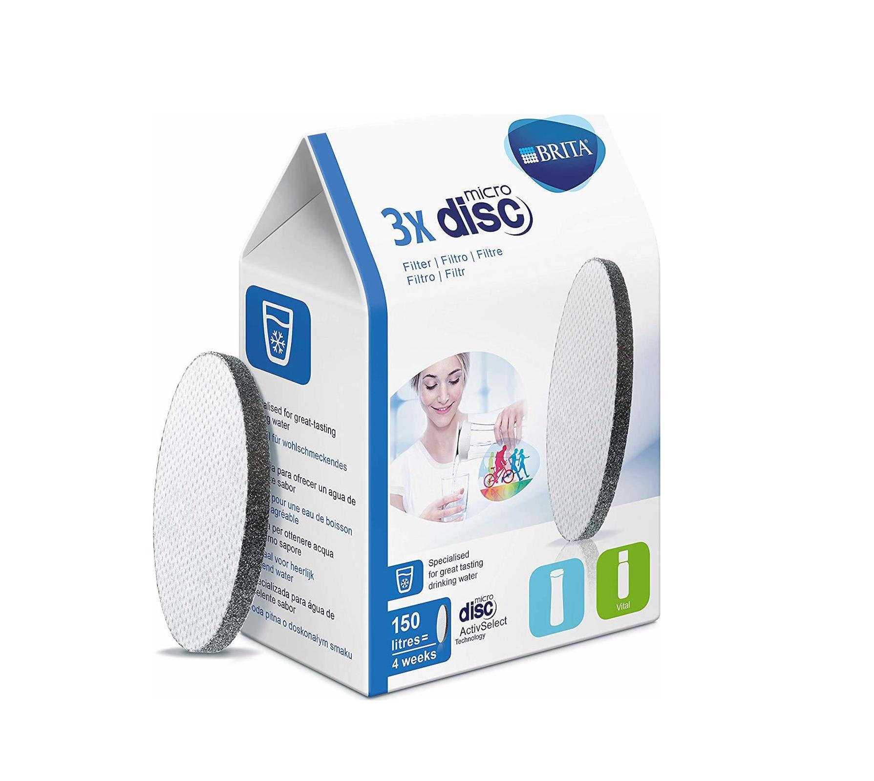 Brita MicroDisc Filter 3τμχ 051 761