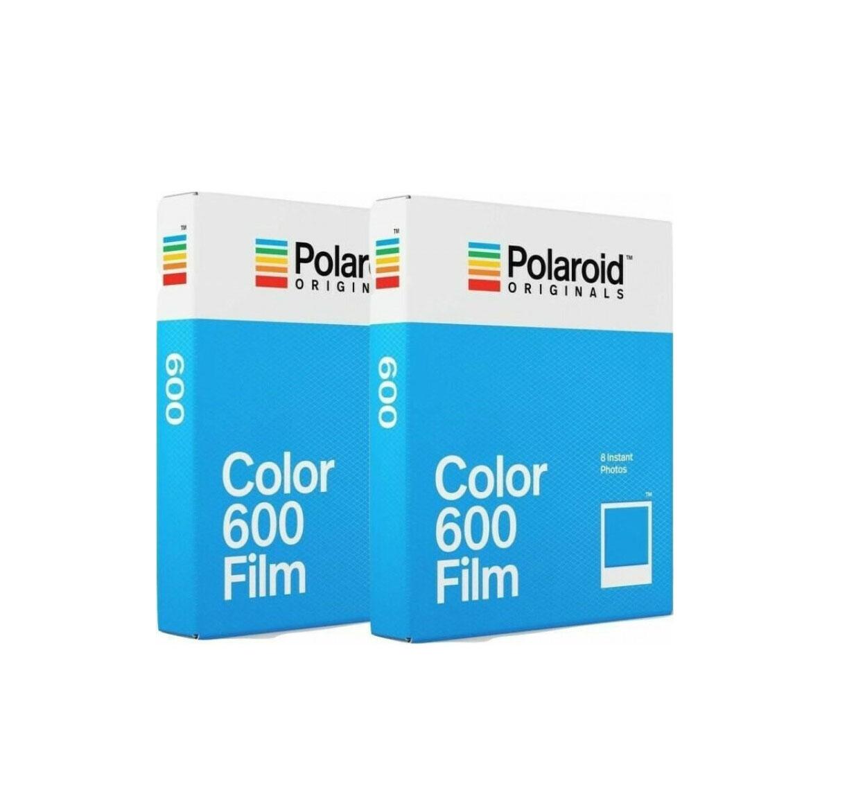 1x2 Polaroid Color Filme for 600 Φιλμ 006012