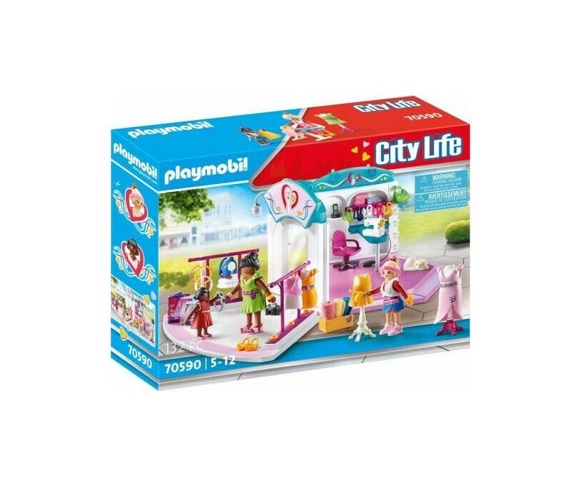 Playmobil City Life: Στούντιο Μόδας 70590