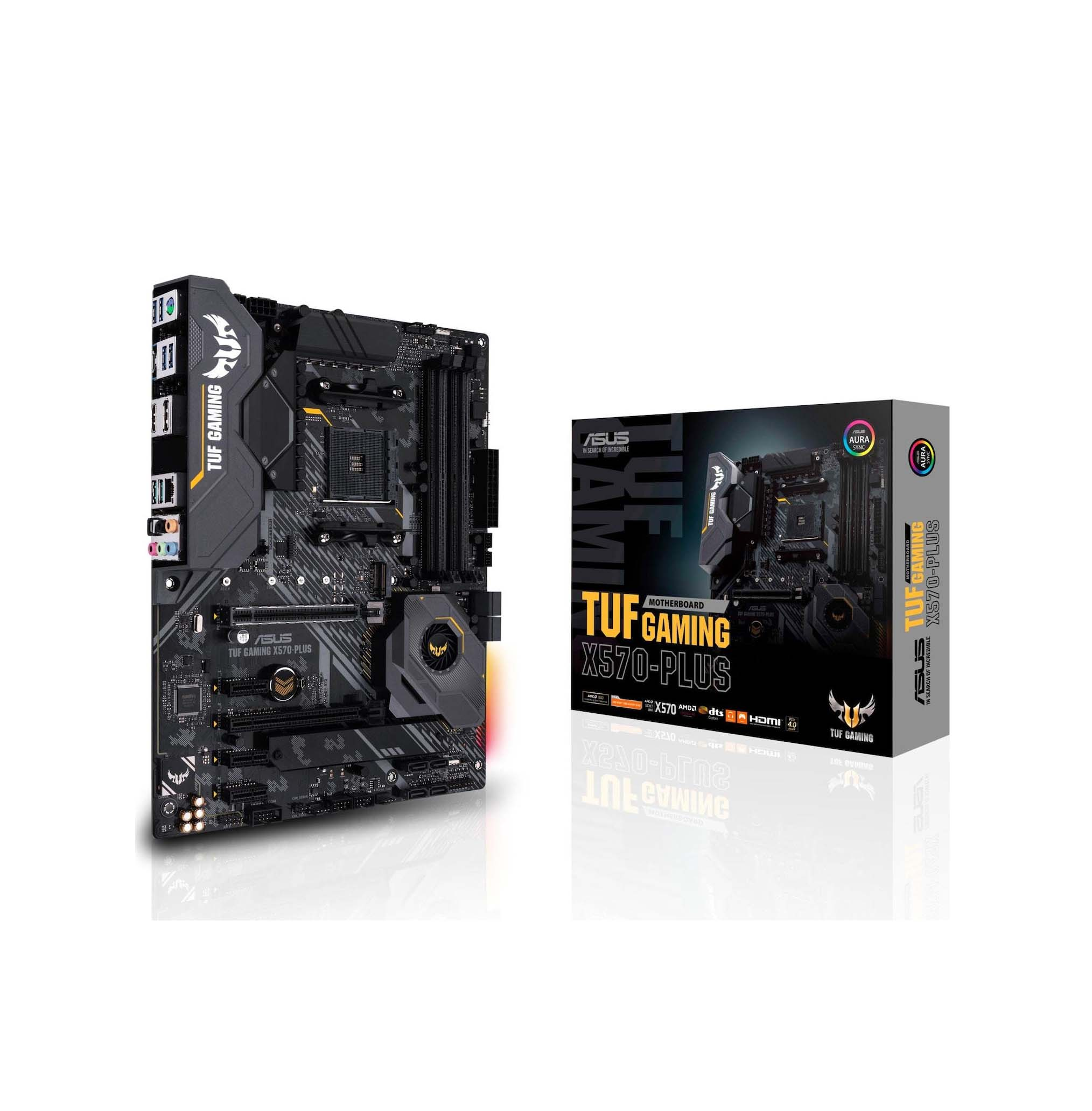 Asus TUF Gaming X570-Plus Μητρική Κάρτα 90MB1180-M0EAY0