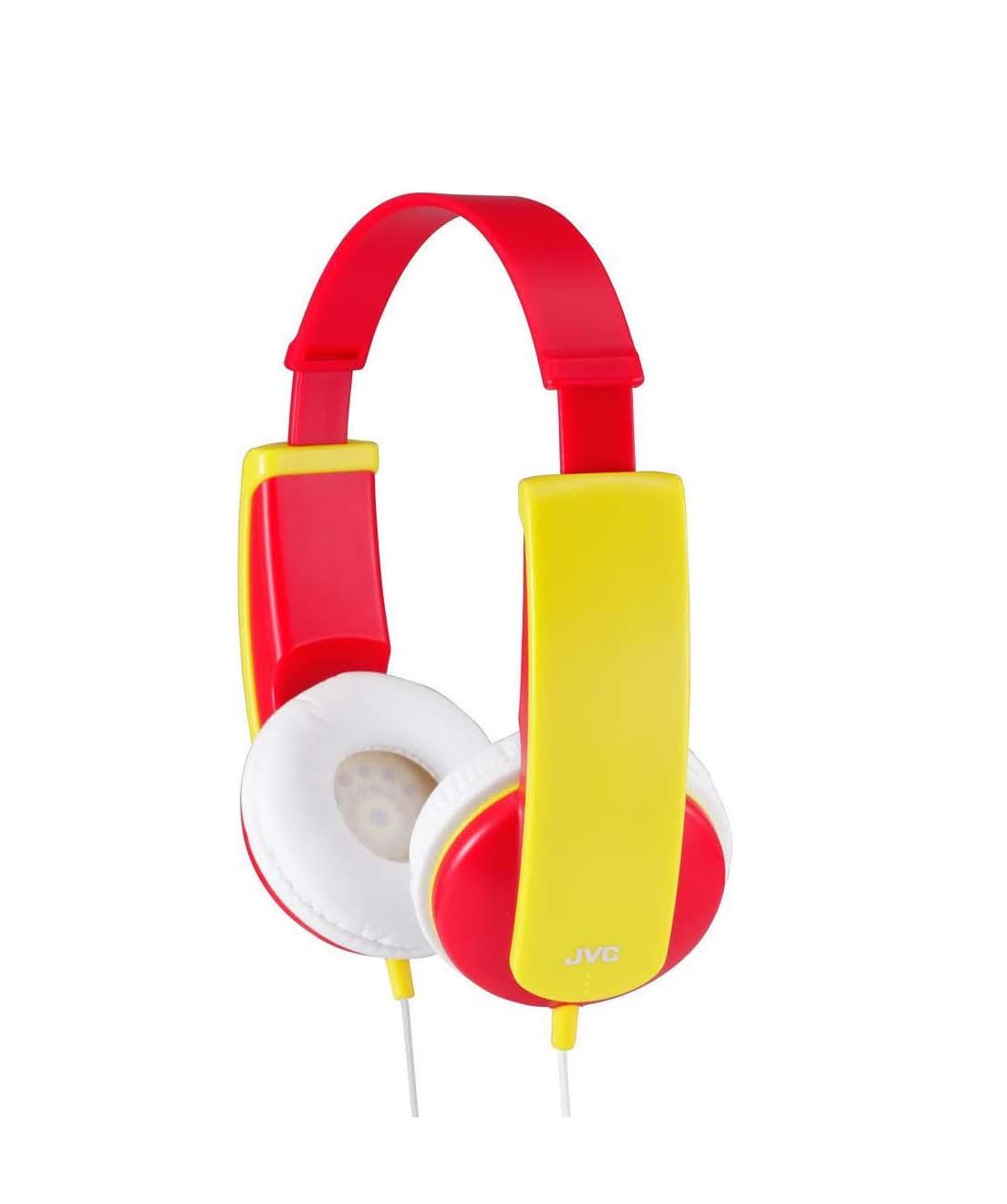 JVC HA-KD 5 R-E Red Headphones HAKD5R