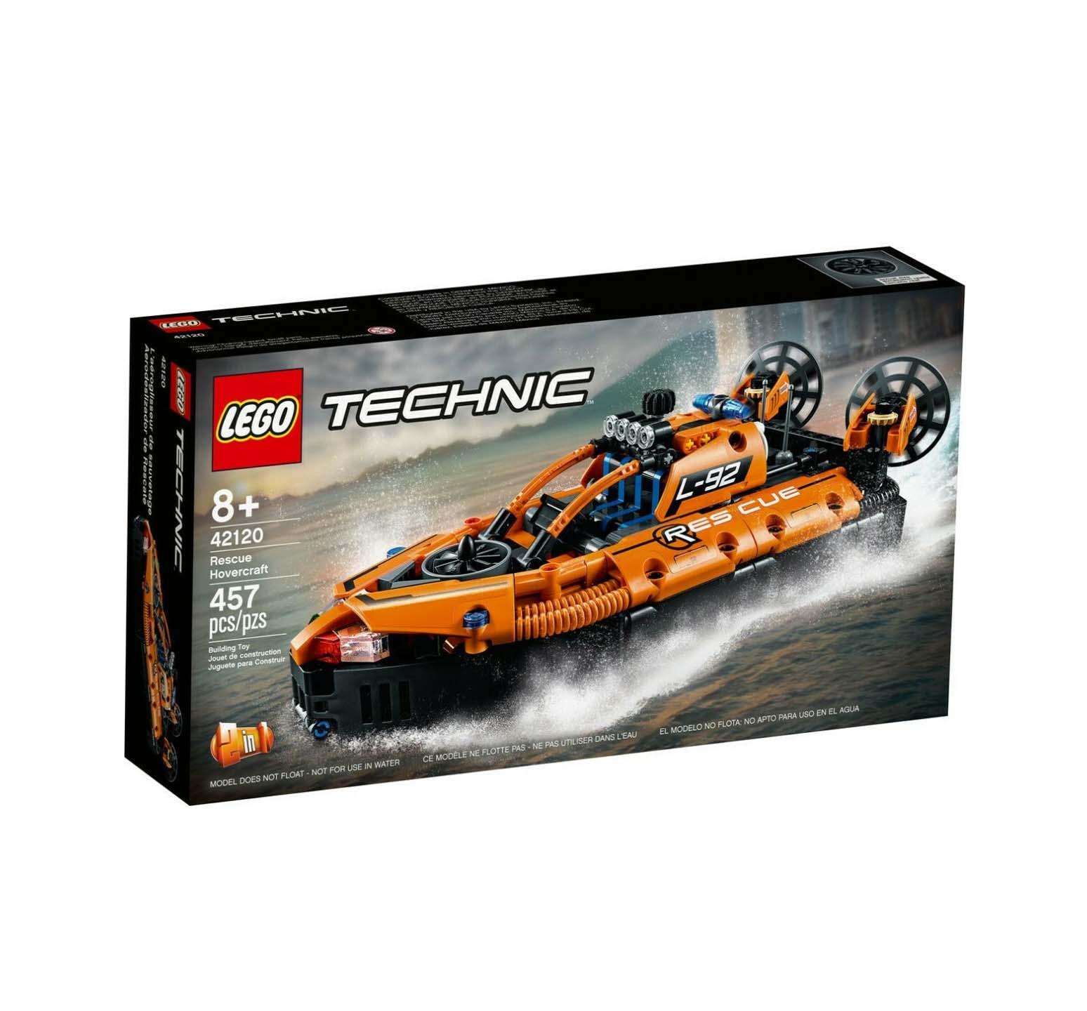 Lego Technic: Rescue Hovercraft 42120